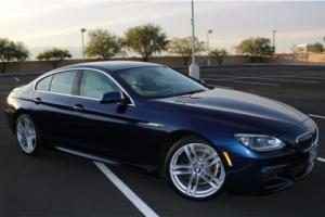 2013 BMW 6-Series 640i Gran Coupe