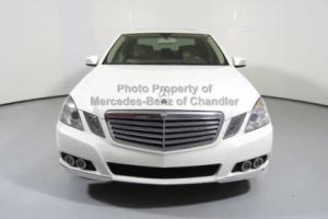 2011 Mercedes-Benz E-Class 4dr Sedan E 350 Luxury RWD