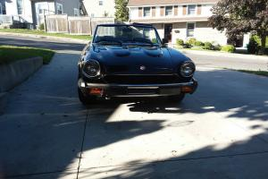 1980 Fiat 124 Spider 2-door | eBay