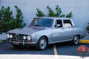 1969 Alfa Romeo 1750 Berlina Photo