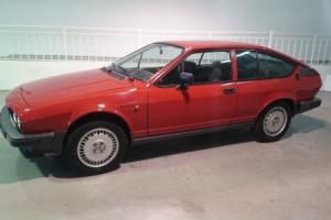 1980 Alfa Romeo GTV GTV 2.0 Photo