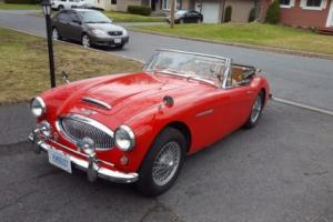 Austin Healey: 3000 BJ7 MARK II Photo