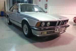 1980 BMW 6-Series 628 CSI Photo