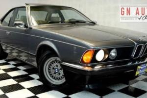 1982 BMW 6-Series Photo