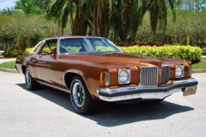 1974 Pontiac Grand Prix Photo