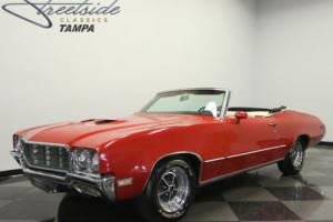 1970 Buick Skylark Custom Convertible Photo
