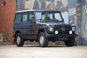 1985 Mercedes-Benz G-Class Photo