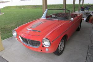 1959 Fiat 1200 Cabriolet for Sale