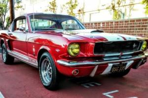 1965 Ford Mustang GT A CODE