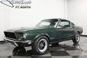 1968 Ford Mustang Bullitt Tribute