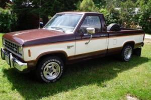 1983 Ford Ranger XL Photo