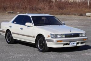 1989 Nissan Laurel Club L Photo