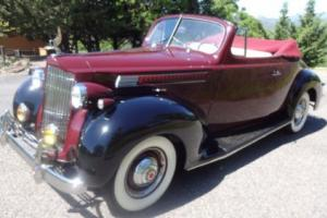 1939 Packard 120 deluxe convertible Photo