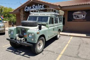 1967 Land Rover Defender Series II A NADA Photo