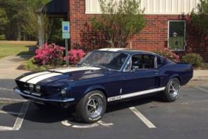 1967 Shelby SHELBY AMERICAN FASTBACK