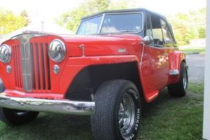1949 Willys Jeepster Photo
