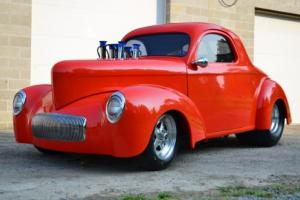 1941 Willys Coupe pro street Photo