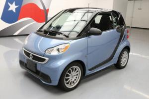 2014 Smart Fortwo PASSION ELECTRIC DRIVE PANO ROOF