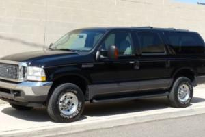 2004 Ford Excursion NO RESERVE!!