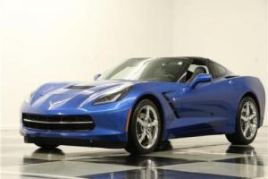 2014 Chevrolet Corvette Stingray 2LT GPS Leather Laguna Blue Coupe
