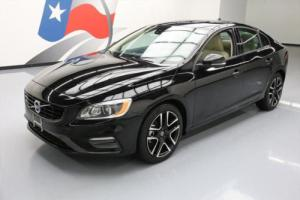 2017 Volvo S60 T5 DYNAMIC HTD LEATHER SUNROOF NAV