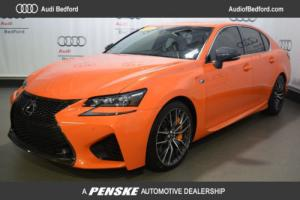 2016 Lexus GS 4dr Sedan