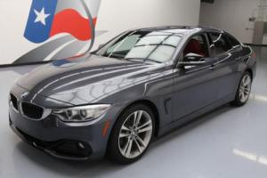 2015 BMW 4-Series 428I GRAN COUPE SPORT LINE SUNROOF NAV