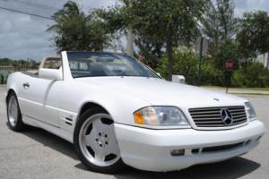 1996 Mercedes-Benz SL 600 Roadster Convertible
