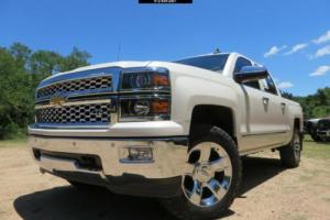 2015 Chevrolet Silverado 1500 LTZ 6.2 VORTEC 4X4 LEATHER!!!