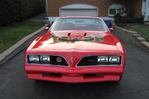 Pontiac: Trans Am FIRETONE RED | eBay