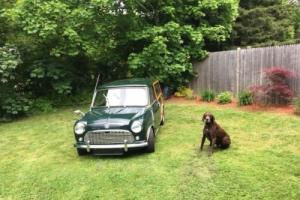 1962 Austin Mini Countryman G80 Photo