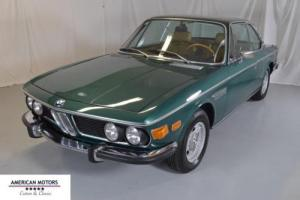 1970 BMW 2800 CS -- Photo