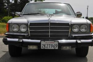 1979 Mercedes-Benz 400-Series 450 SEL Photo