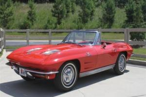 1963 Chevrolet Corvette Fuelie