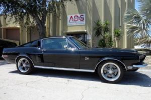 1968 Ford Mustang SHELBY GT500 FASTBACK