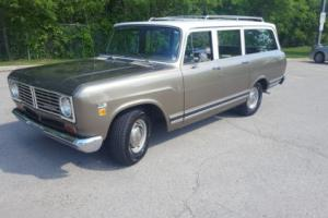 1972 International Harvester travelall