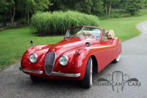 1953 Jaguar XK Photo