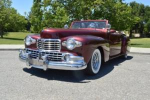 1947 Lincoln Continental Convertible --