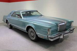 1979 Lincoln Mark Series EXTREMELY ORIGINAL LOW MILES!!!