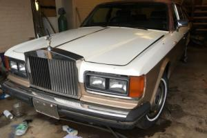 1981 Rolls-Royce Silver Shadow