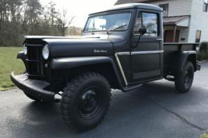 1962 Willys Photo