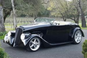 1933 Willys Roadster Photo