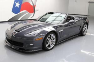 2010 Chevrolet Corvette Z16 GRAND SPORT CONVERTIBLE 2LT