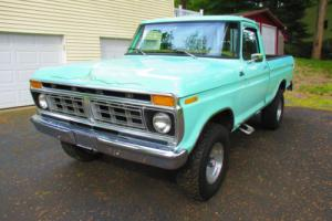 1977 Ford F-150 150