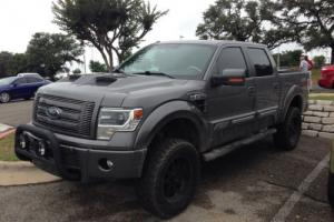 2013 Ford F-150 Lariat FTX