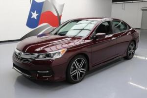 2017 Honda Accord SPORT BLUETOOTH REAR CAM ALLOYS