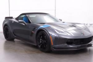 2017 Chevrolet Corvette 2dr Grand Sport Convertible w/3LT