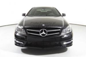 2014 Mercedes-Benz C-Class 2dr Coupe C 250 RWD