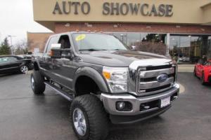2015 Ford F-350 XLT Crew Cab Lifted 6.2 V8