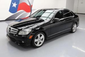2010 Mercedes-Benz C-Class C300 SPORT SUNROOF ALLOY WHEELS